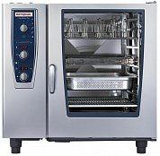 Пароконвектомат RATIONAL COMBIMASTER 102G PLUS газ B129300.30.202