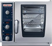 Пароконвектомат RATIONAL COMBIMASTER XS 6 2/3 PLUS B609100.01.202